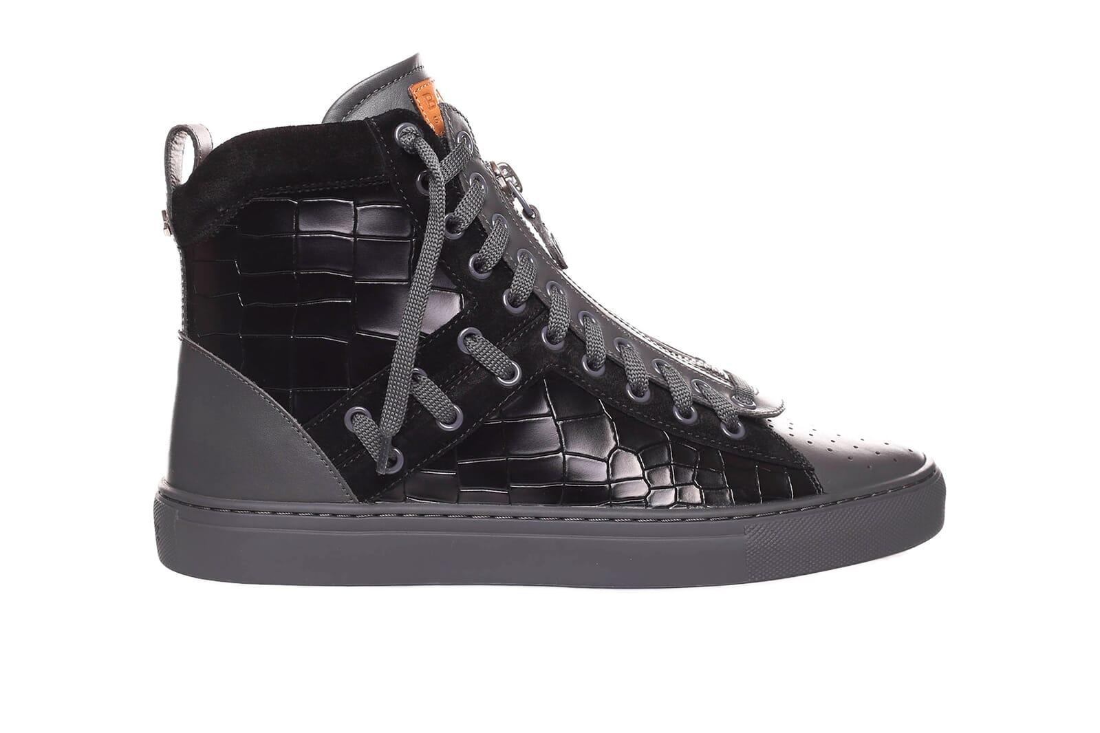 Bally Hekem Men's High Top Sneaker in